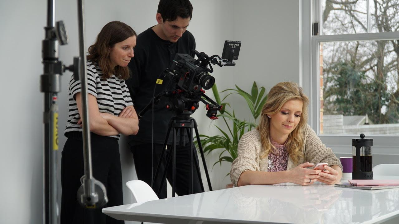 B2B content marketing - rachel riley - london, england